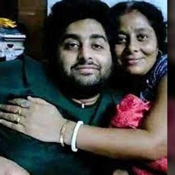 Arijit Singh Mother