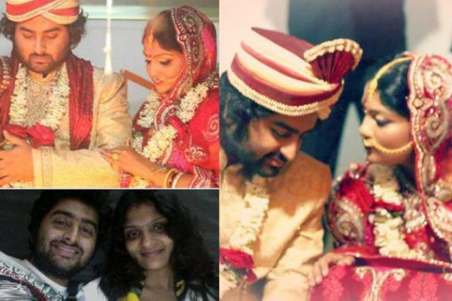 Arijit Singh Second Wife Koel Roy