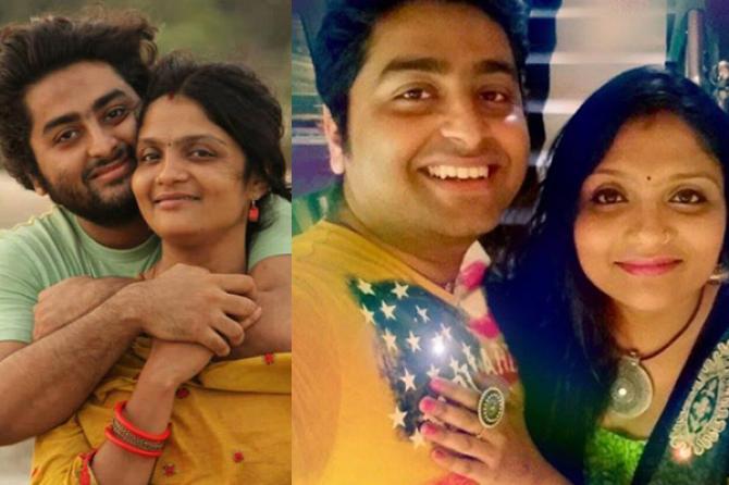 Arijit Singh Wife Koel Roy