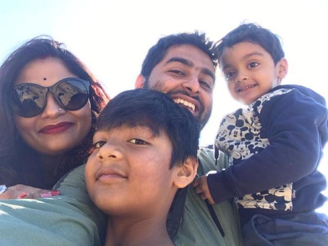 Arijit Singh Children