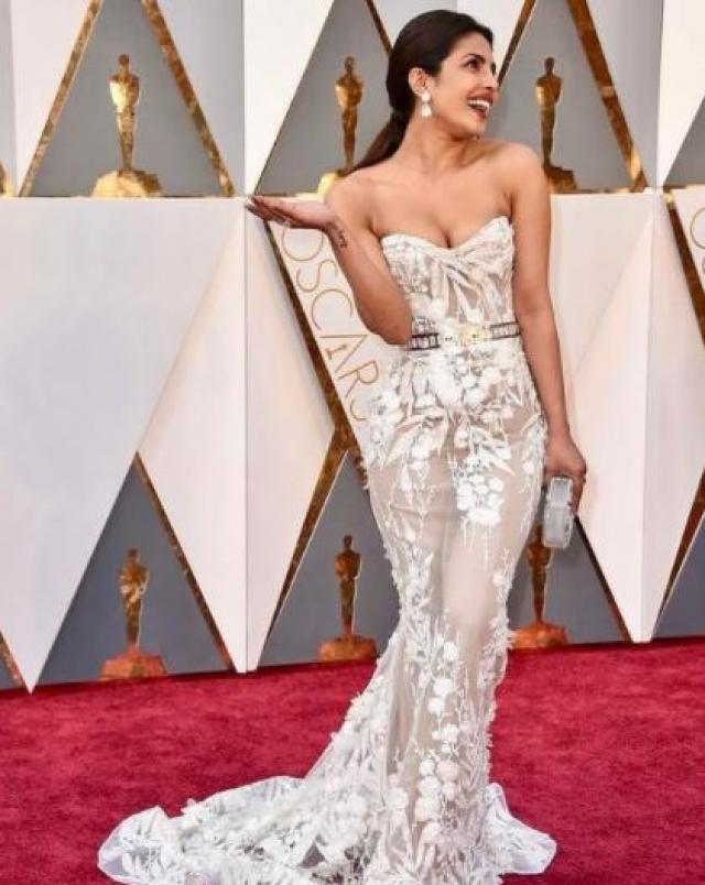 Priyanka Chopra First Oscar Award