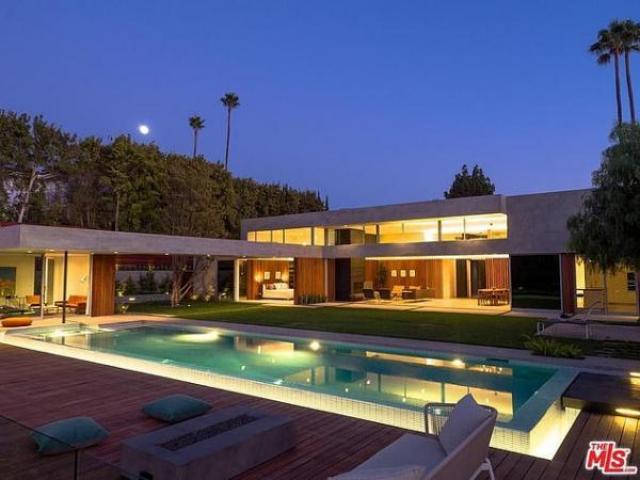 Priyanka Chopra Nick Jonas LA House