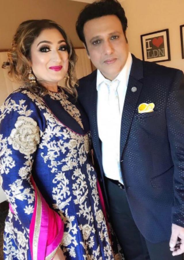 govinda and sunita
