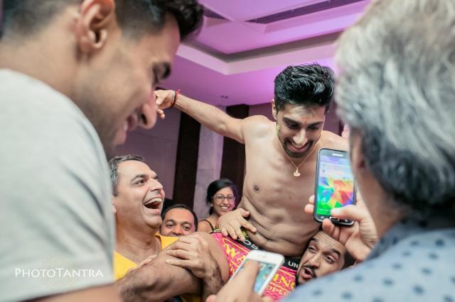 Unique rituals of Sindhi wedding