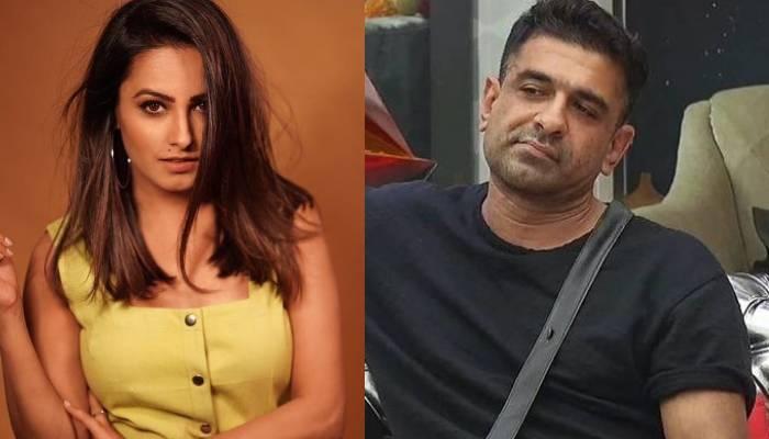 Anita Hassanandani And Her Ex Boyfriend Eijaz Khan