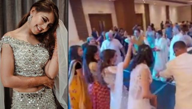 gujarati wedding sangeet sandhya