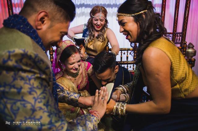 gujarati wedding rituals