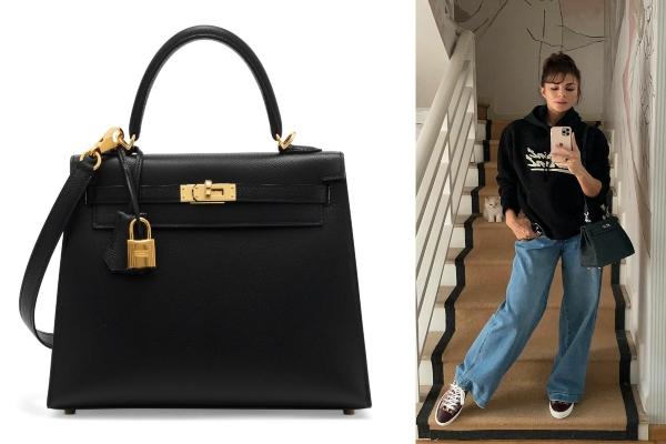 acqueline Fernandez's Hermes Kelly 25 Bag