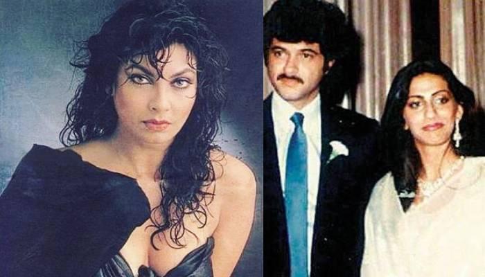Kimi Katkar And Anil Kapoor Love Story