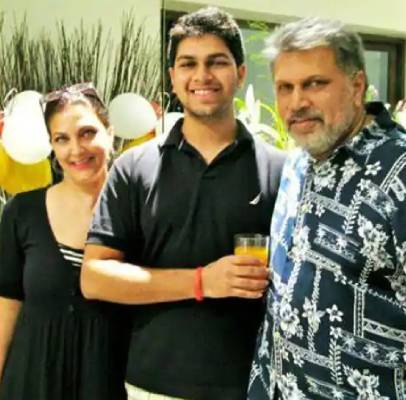 Kimi Katkar Family