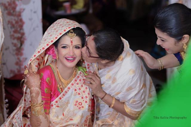 Assames wedding
