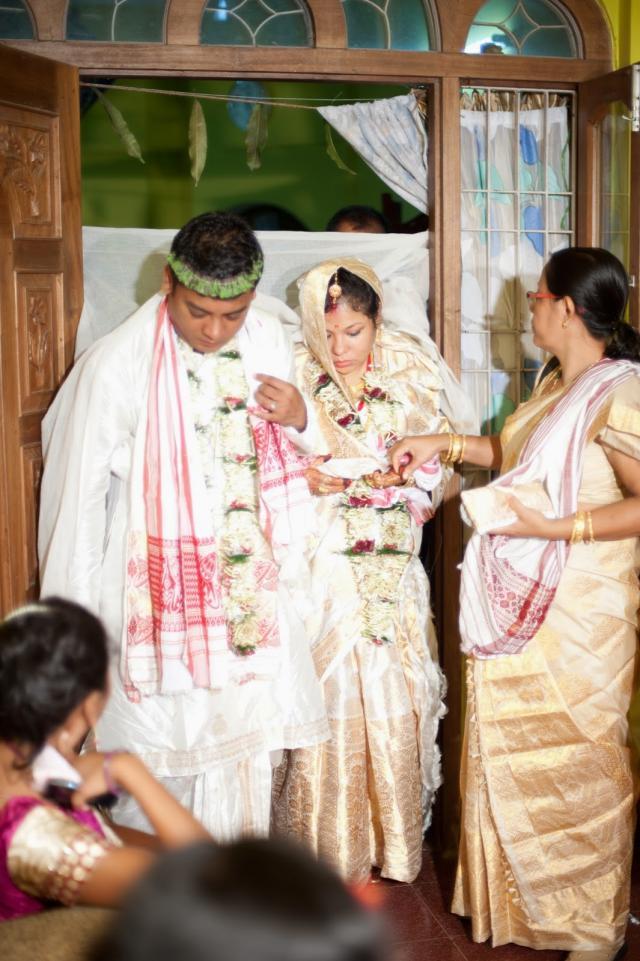 assam bridal