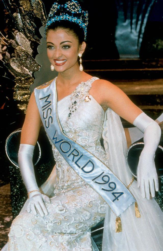 Aishwarya Rai Bachchan Miss World 1994