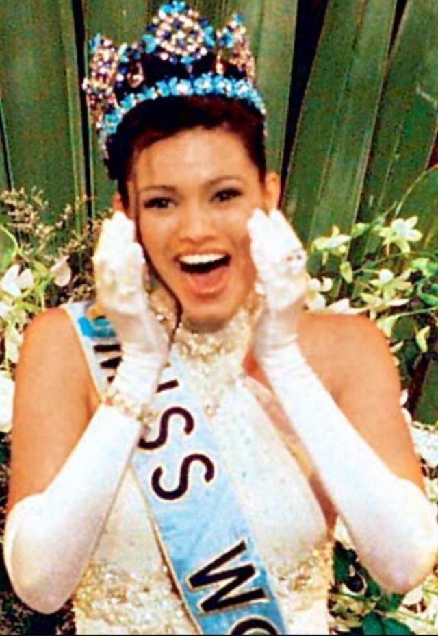 Diana Hayden Miss World 1997