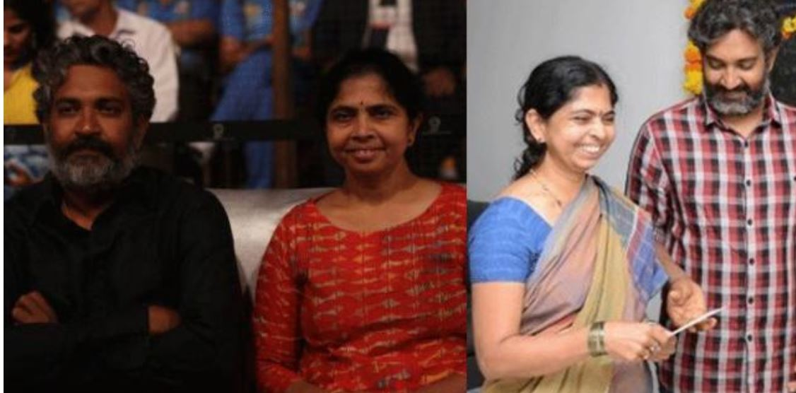 ss rajamouli family