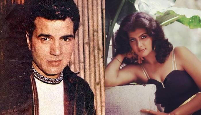 Dharmendra And Anita Raj Affair