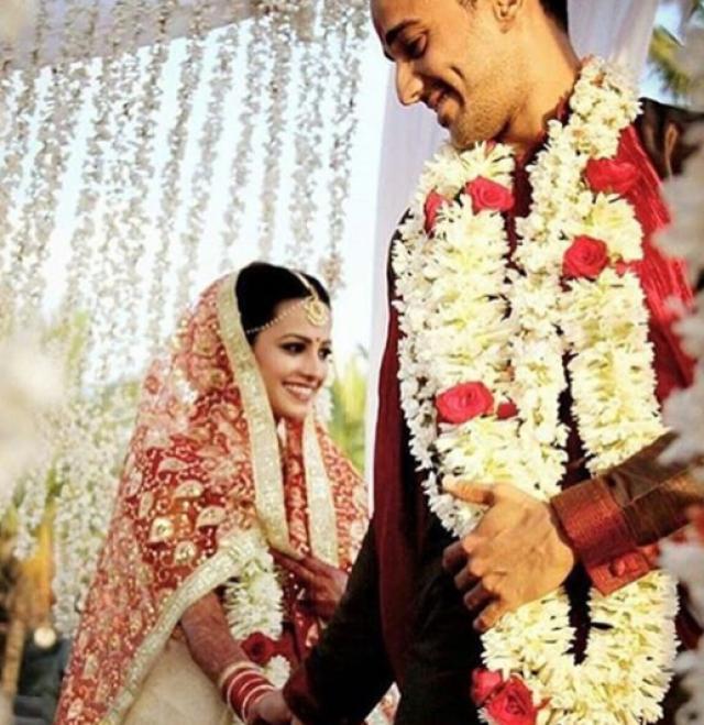 Anita Hassanandani Wedding Photo