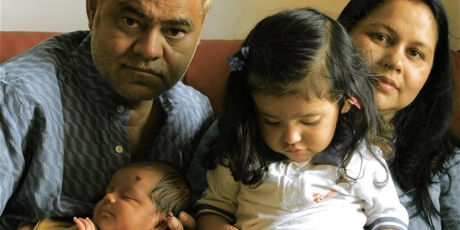 sanjay mishra family
