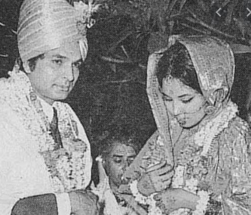 govardhan asrani marriage