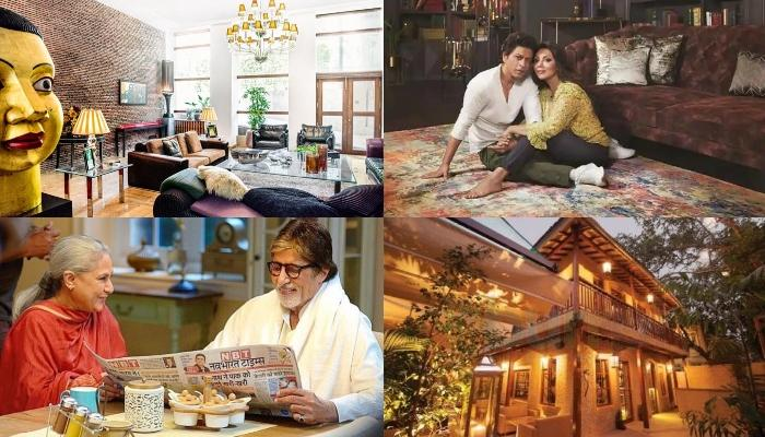 bollywood actors house