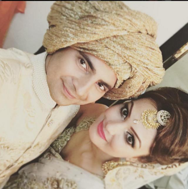 Karan Mehra And Nisha Rawal Wedding