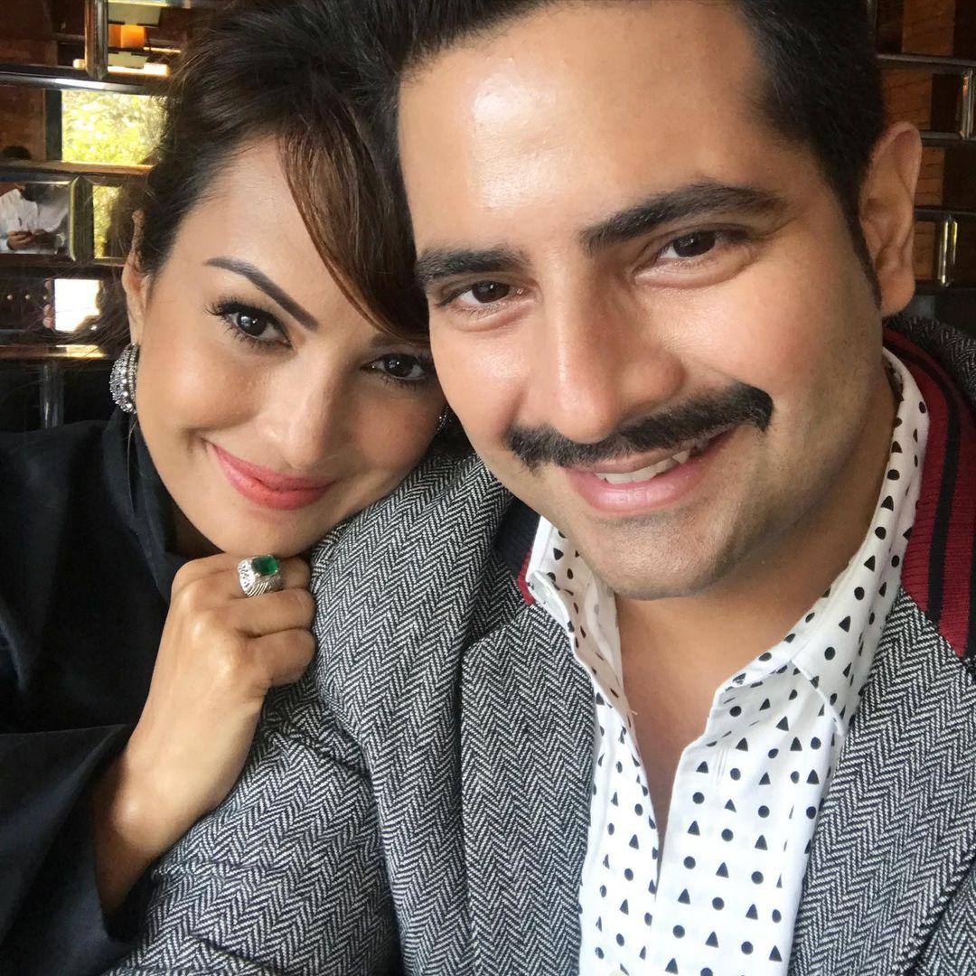 Karan Mehra Nisha Rawal