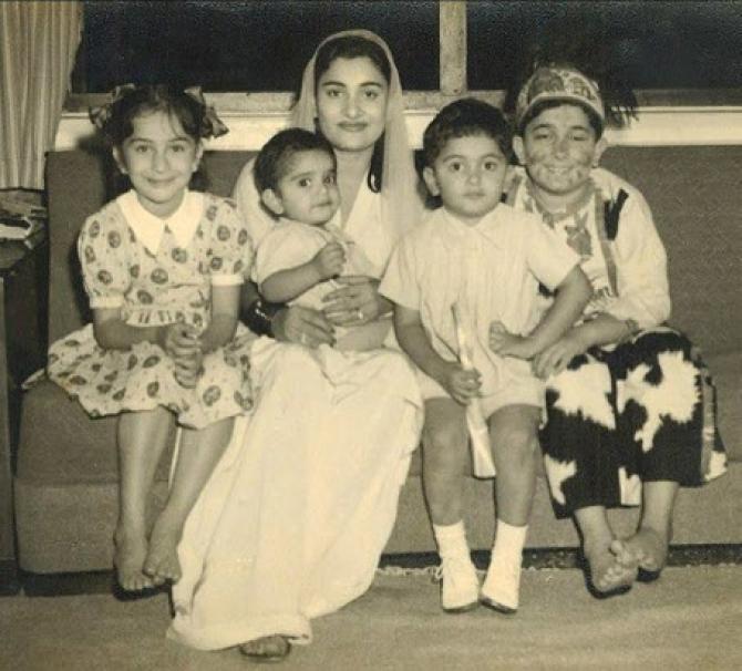 kapoor sons childhood photo