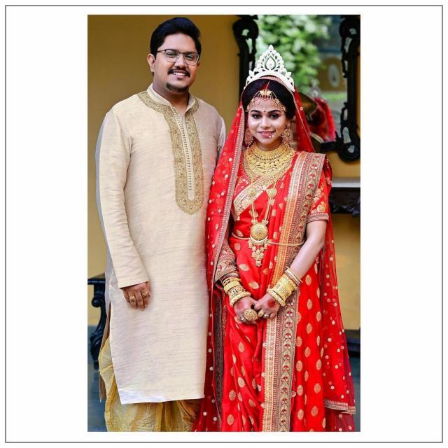 bangali Bridal dress latest
