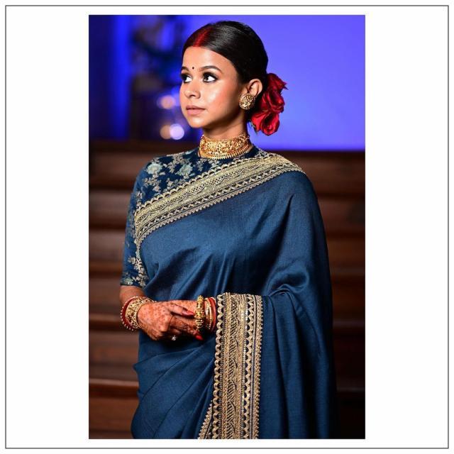 Sabyasachi Mukherjee bride outfit