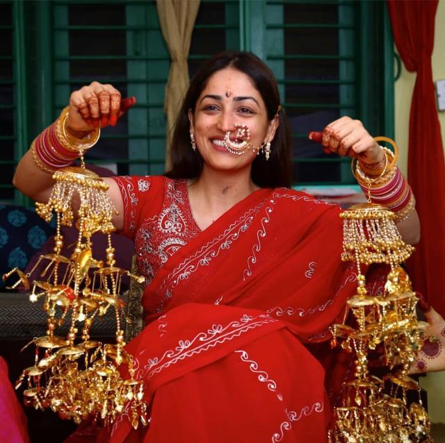 yami gautam kaleera ceremony