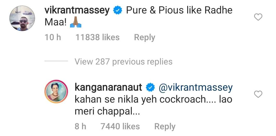 vikrant massey and kangana