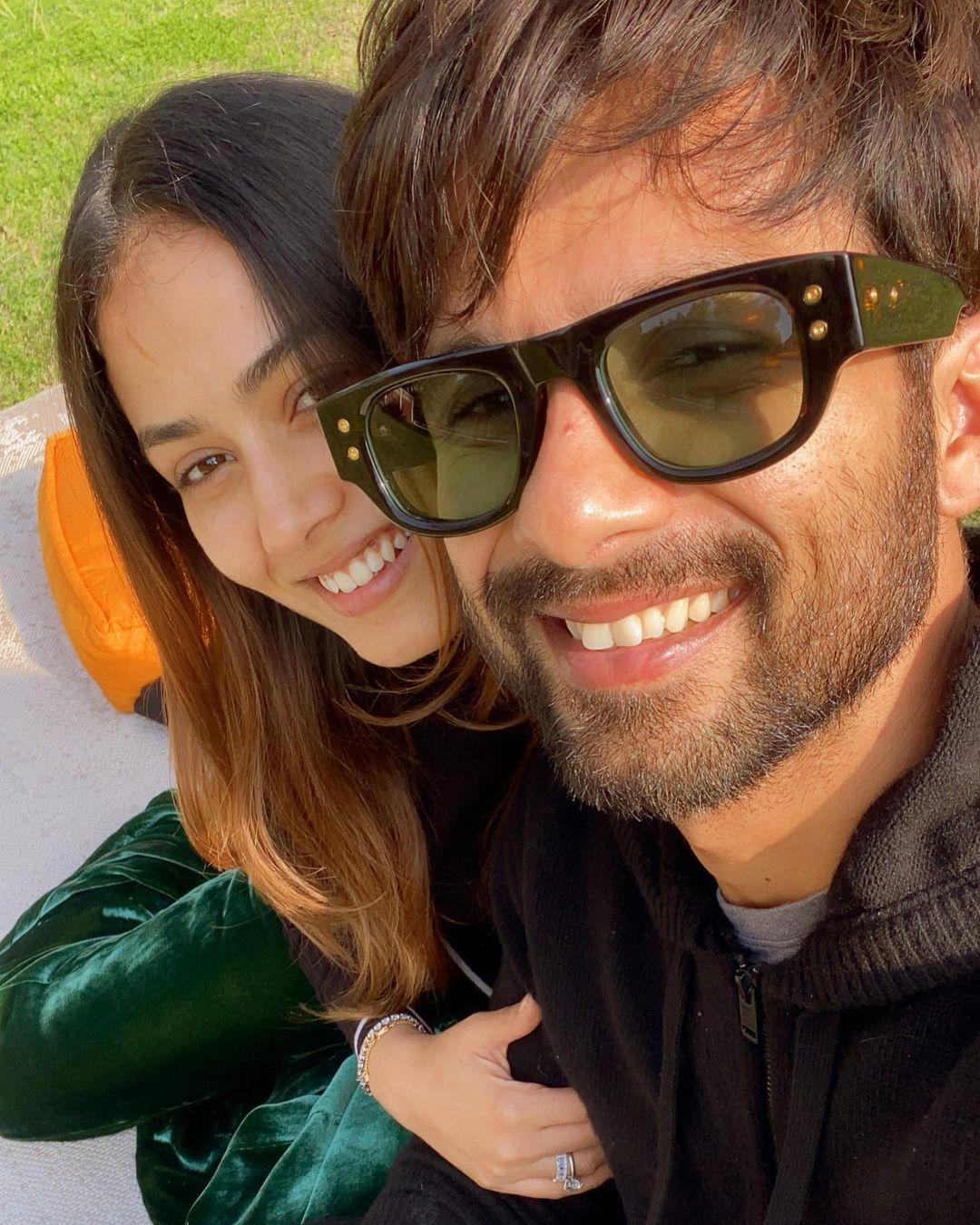 mia rajput and shahid