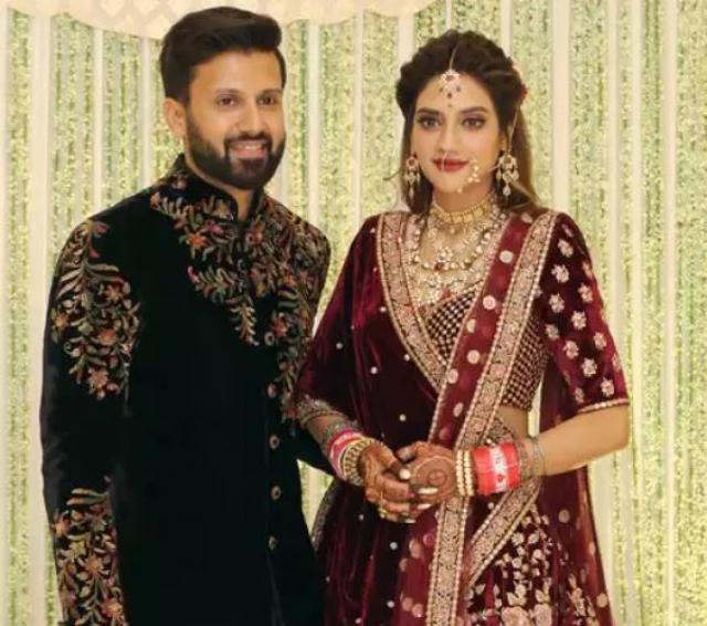 Nusrat Jahan wedding