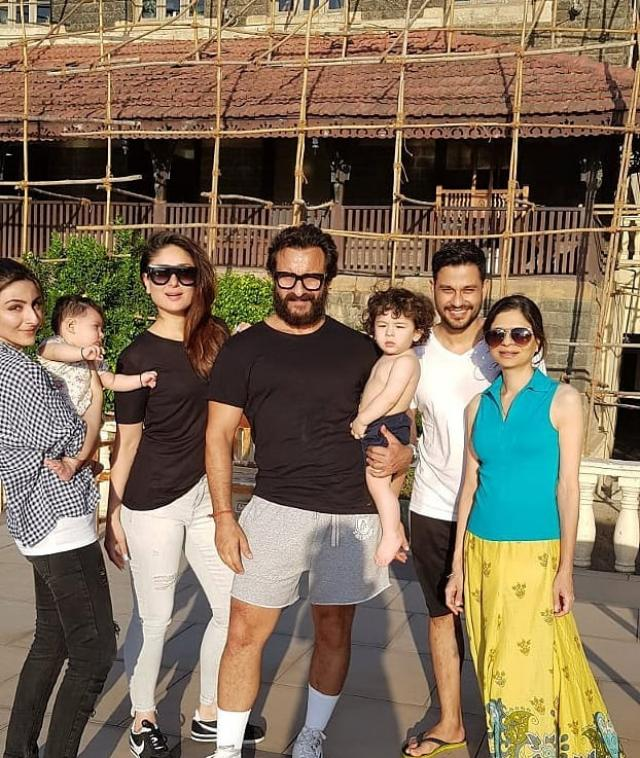 saif ali khan family
