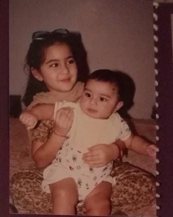 sara ali khan and ibrahim