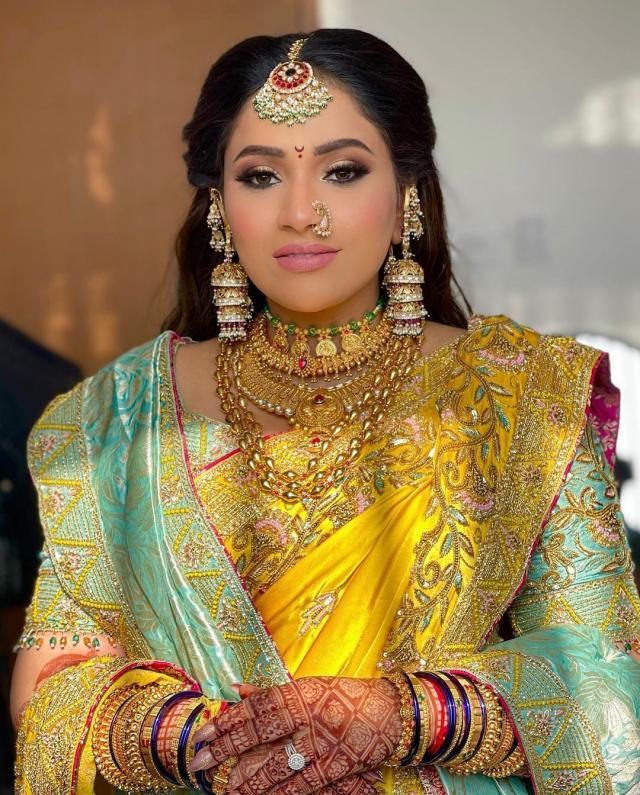 Maharashtrian Bride Latisha