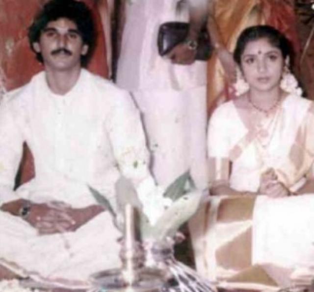 actress revathi wedding