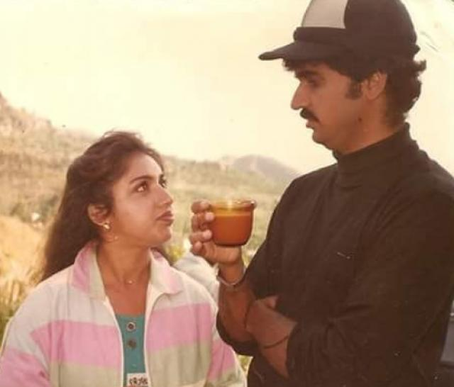 actress revathi and suresh chandra menon