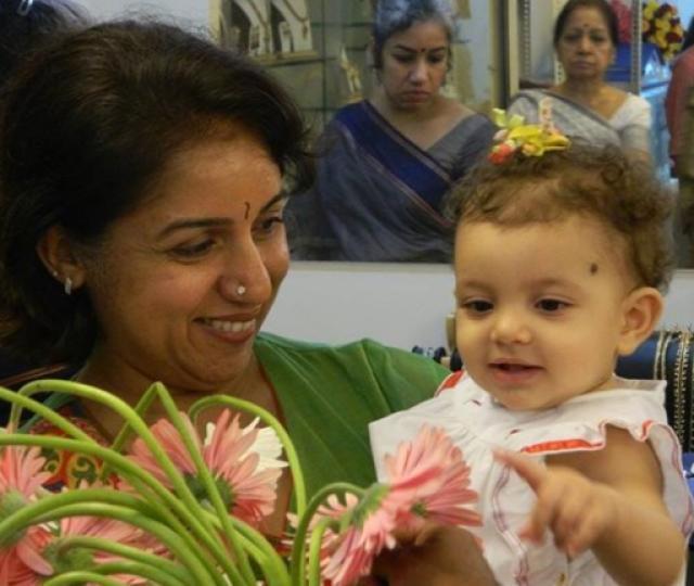actress revathi daughter photo