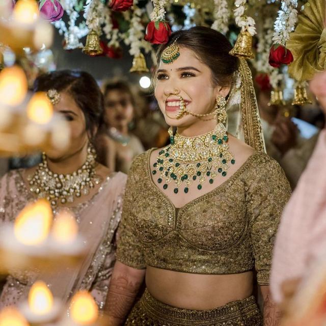 bridal photos viral