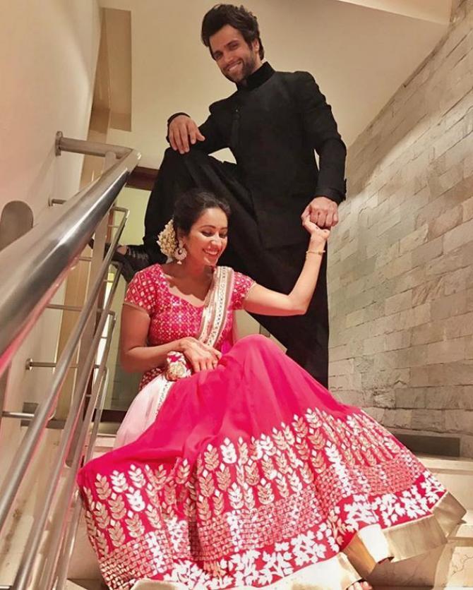 Rithvik Dhanjani and asha negi breakup