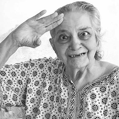 Boman Irani's Mother