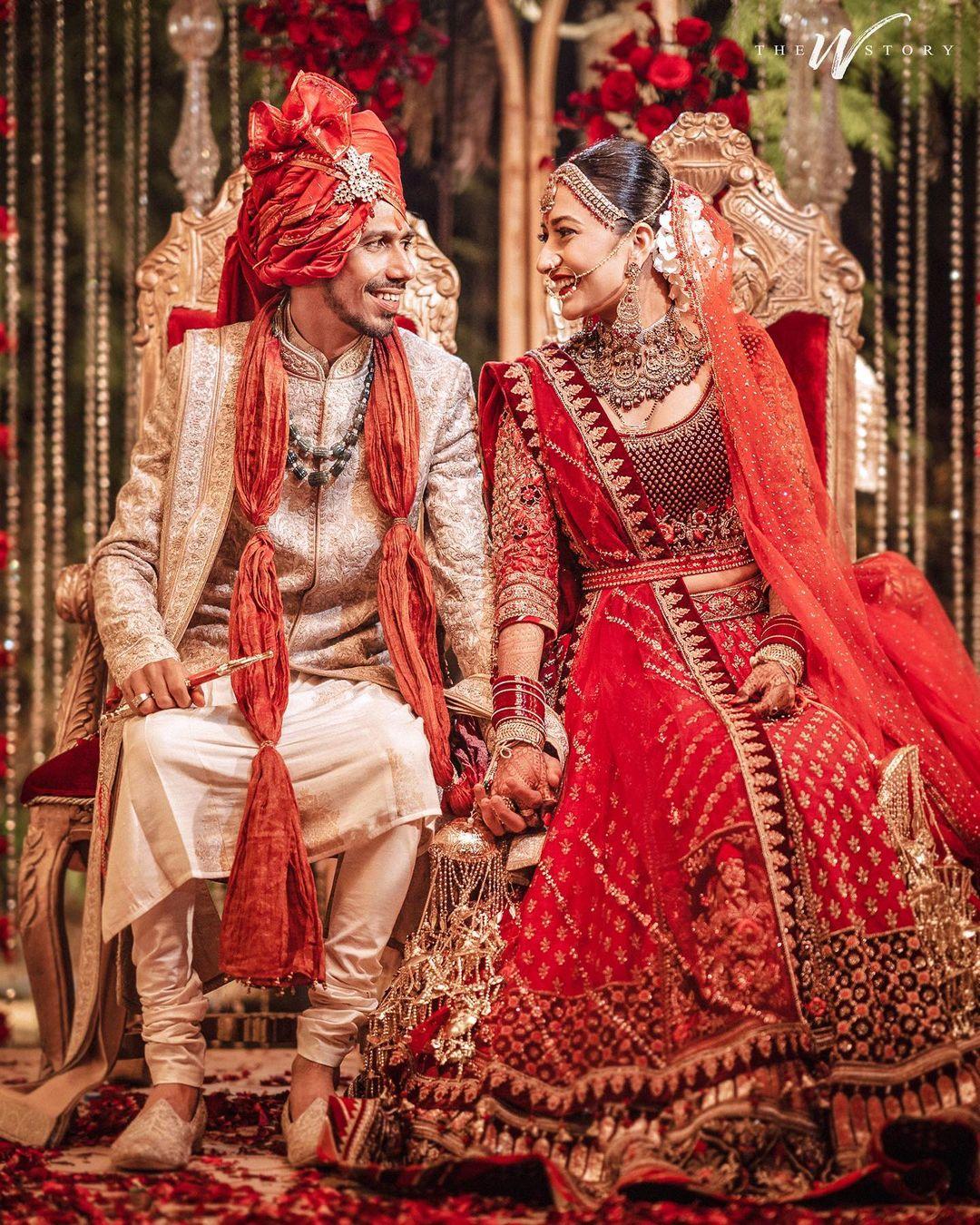 yuzvendra chahal and dhanashree verma wedding