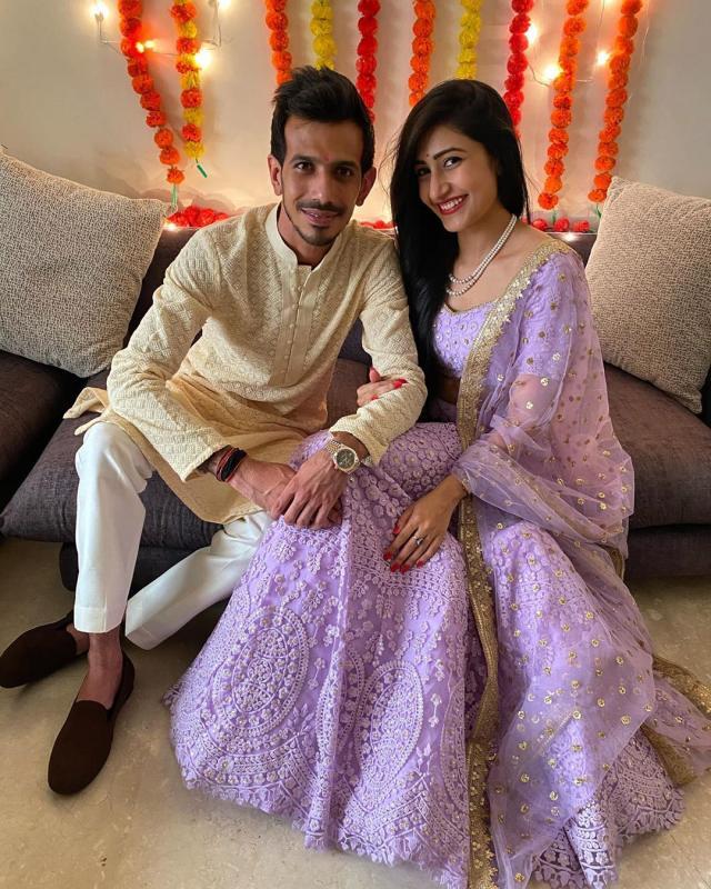 yuzvendra chahal and dhanshree verma