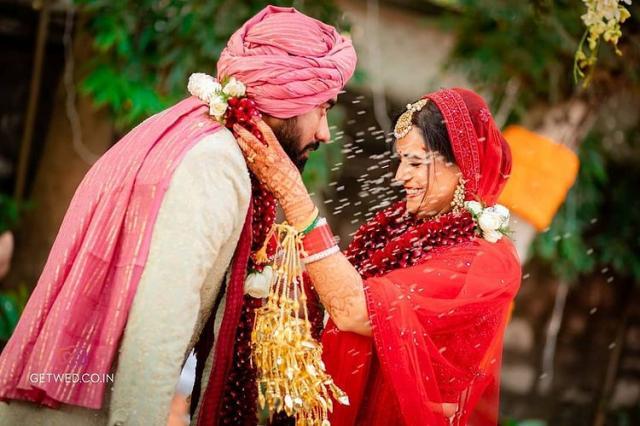 mona singh wedding photo