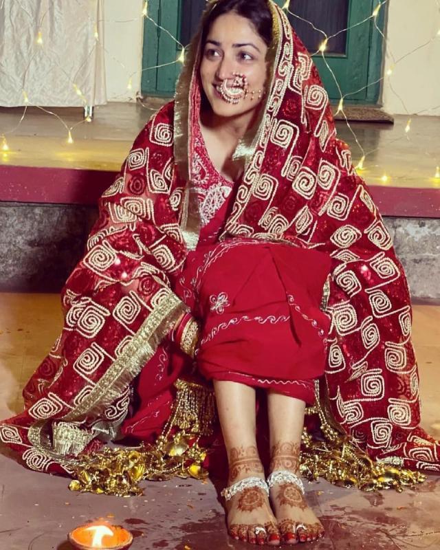 Yami Gautam Before Marriage Look
