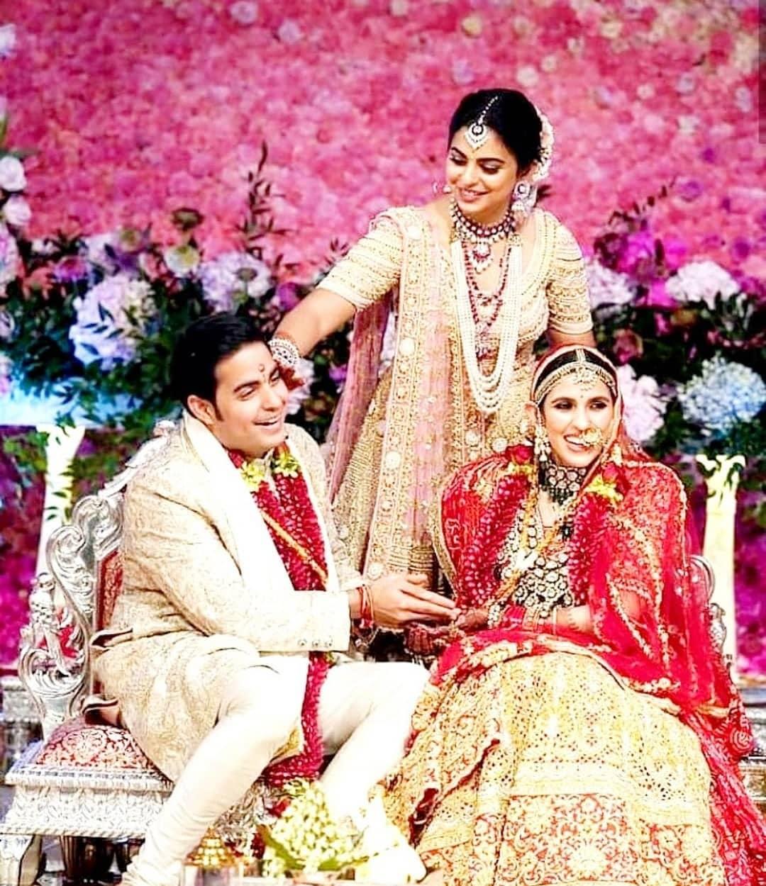 mukesh ambani wedding