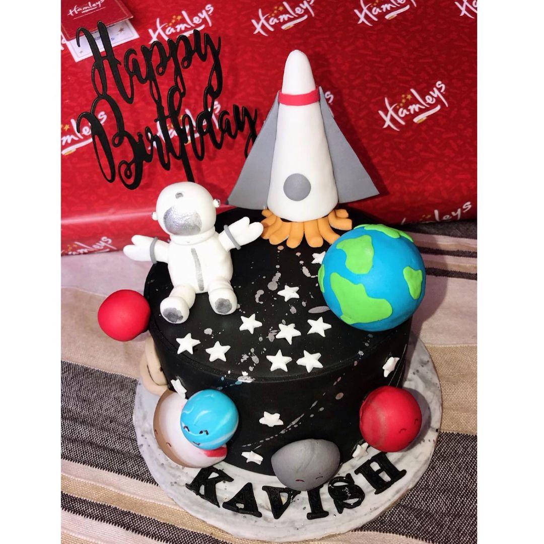 karan mehra son birthday