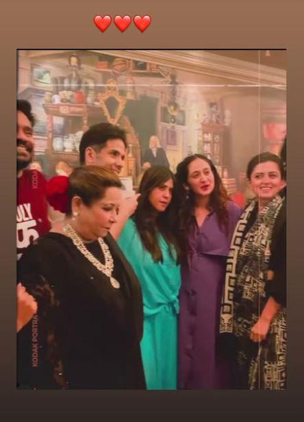 Ruchika Kapoor at Ekta Kapoor Birthday Bash