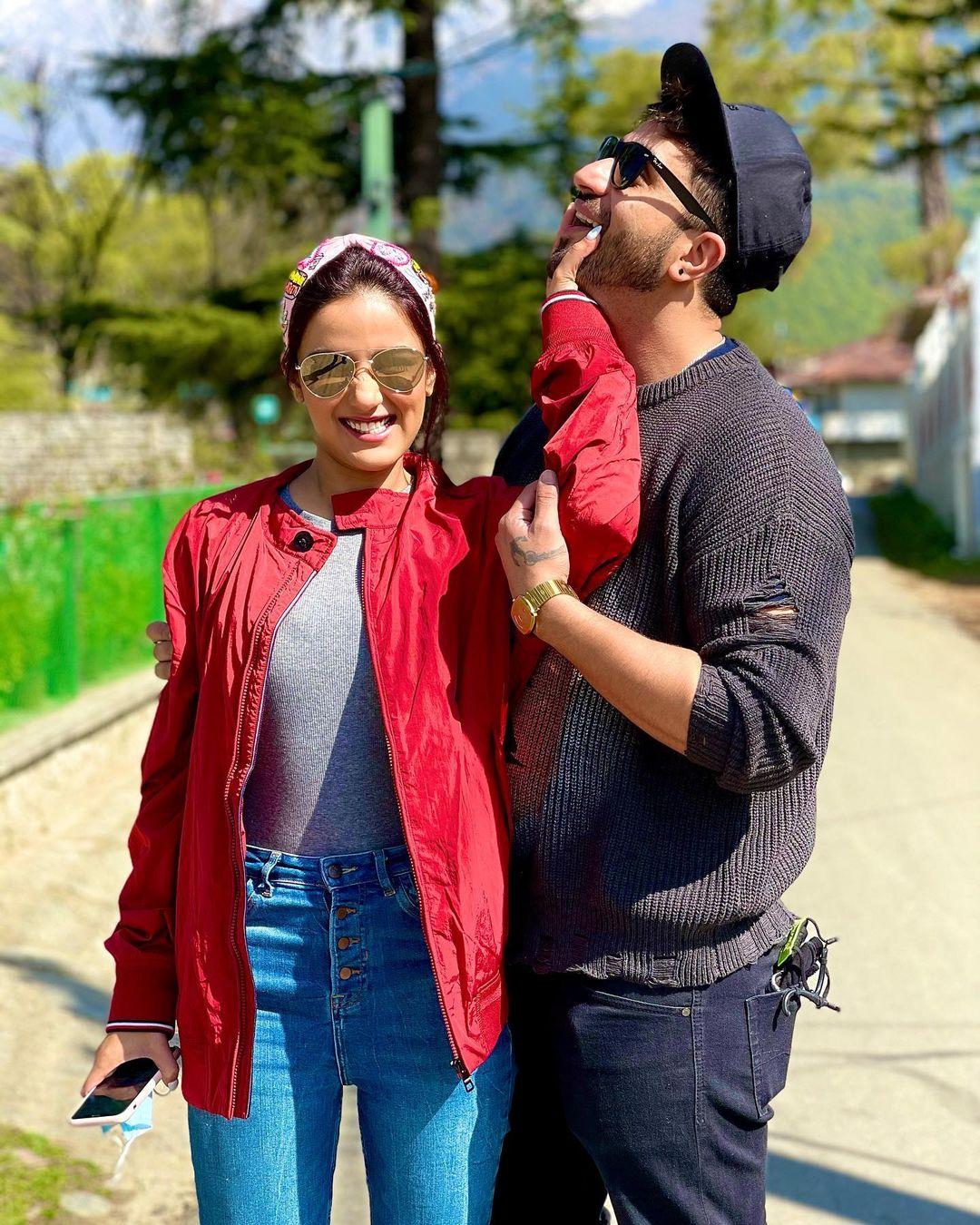 jasmin bhasin with aly